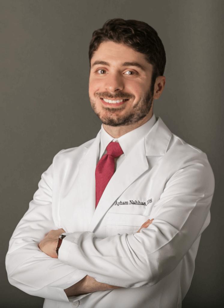 Dr. Ayham Nahhas of Wave Dental, Houston